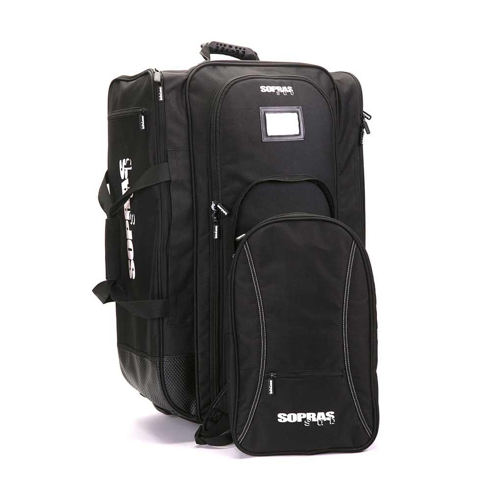 new trolley travel rolling gear bag sopras sub usasopras sub usa. Black Bedroom Furniture Sets. Home Design Ideas